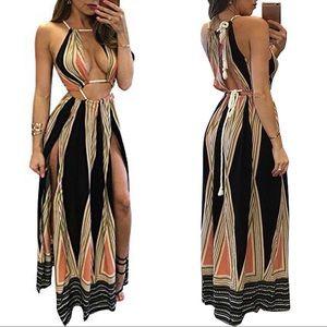 BiuBiu Breezy Beach Dress Swim Cover Size Small